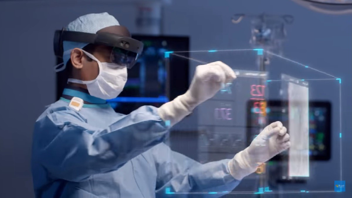 The Augmented Doctor — What Microsoft HoloLens can do for healthcare